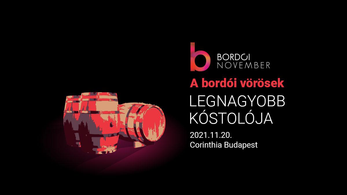Bordeaux November Grand Tasting 2021