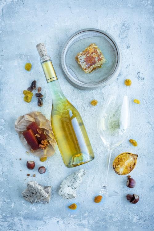 Természetes édes borok