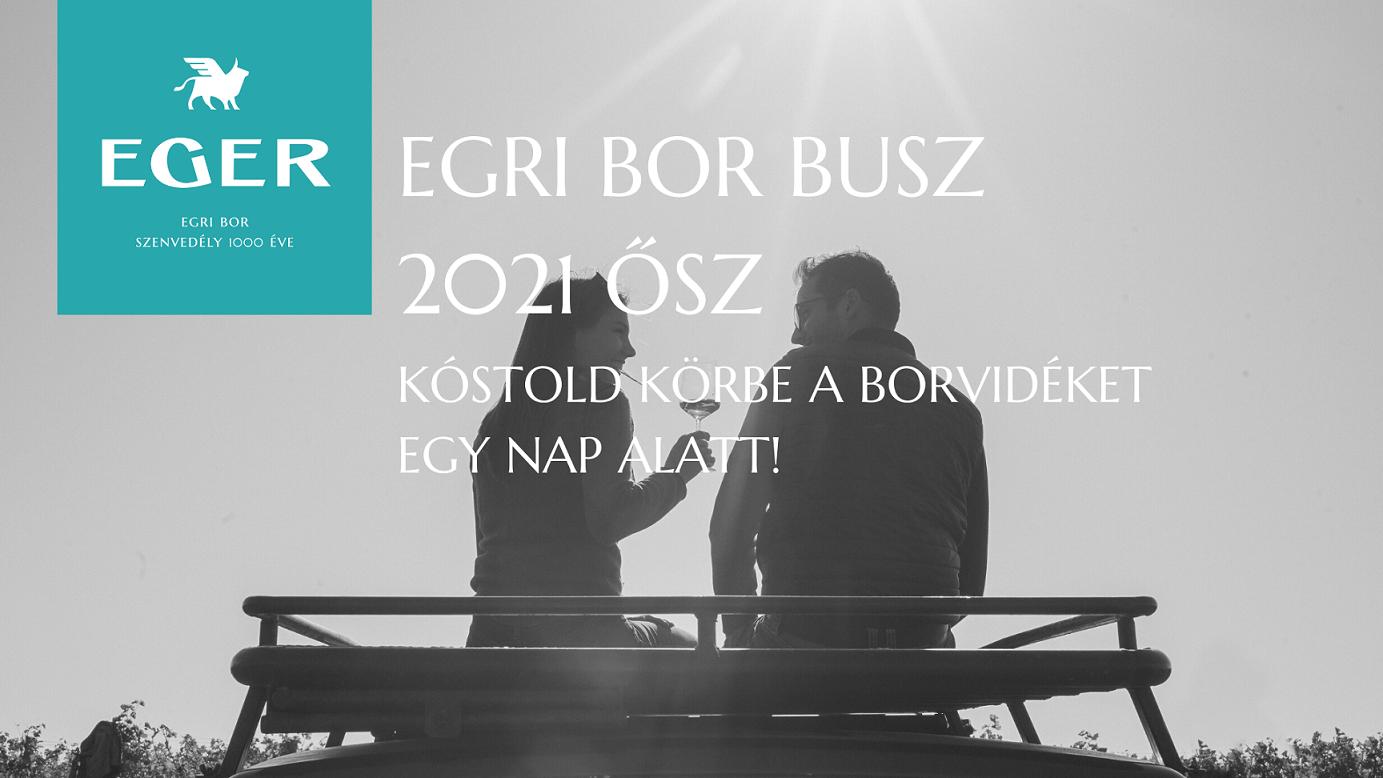 Egri Bor Busz - 2021 ősz