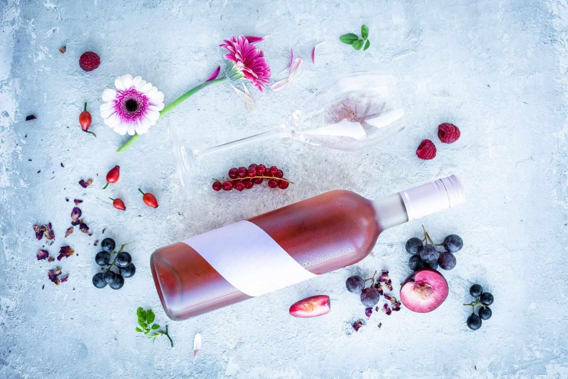A rosé ízjegyei