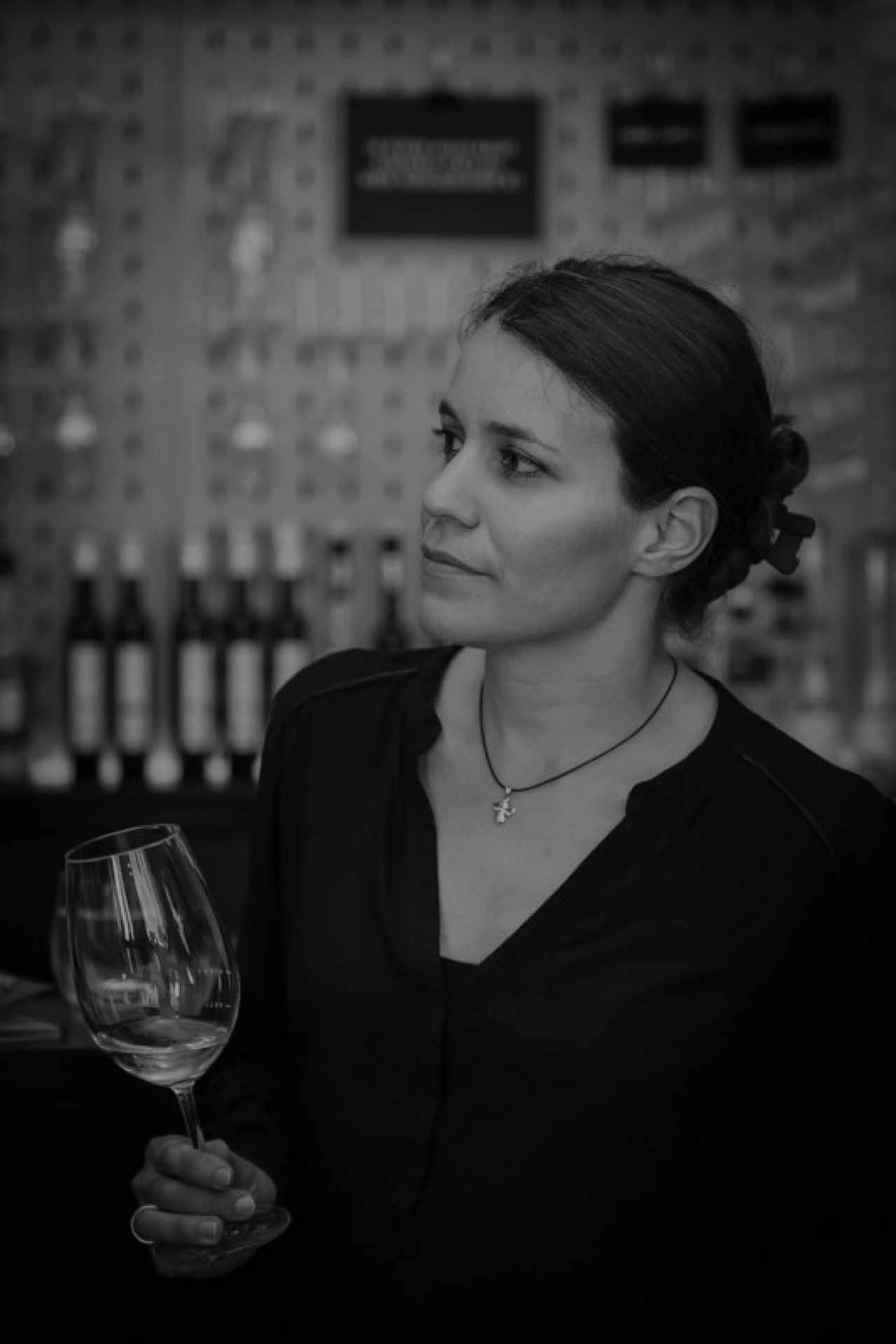 Szűcs-Balás Vera Bormarketing szakértő