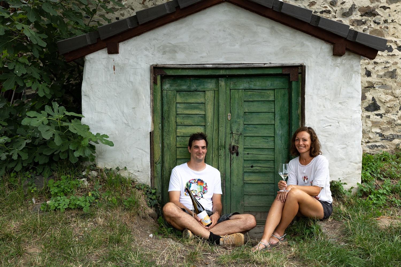 Földi Bálint és Varga Júlia